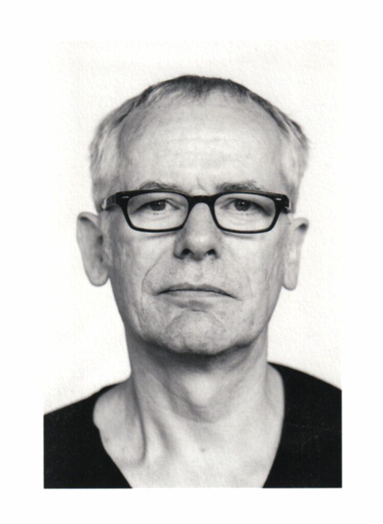 Porträt von Ulrich Ludat, 2018. Fotografiert von André Mailänder.